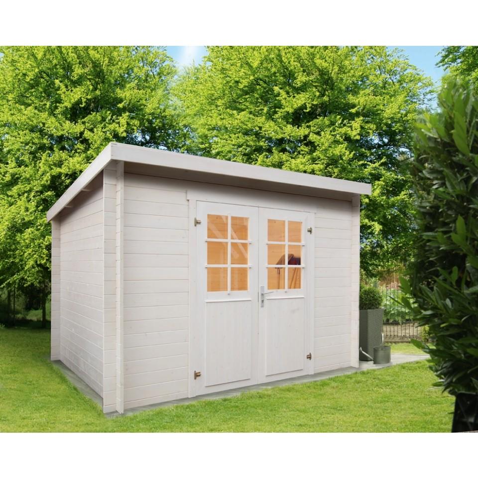 wolff finnhaus gartenhaus gent a aktionsmodell mein. Black Bedroom Furniture Sets. Home Design Ideas