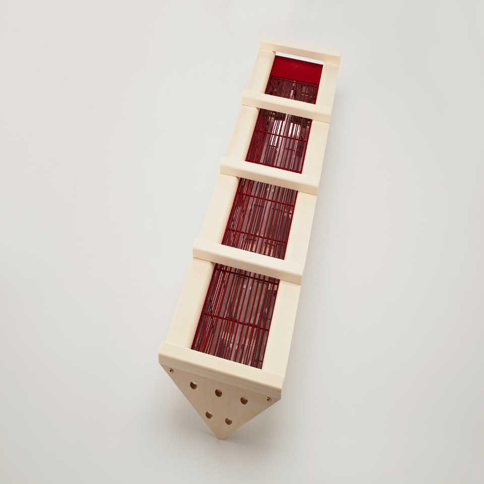 infraworld holzrahmen f r vitallight strahler mein. Black Bedroom Furniture Sets. Home Design Ideas