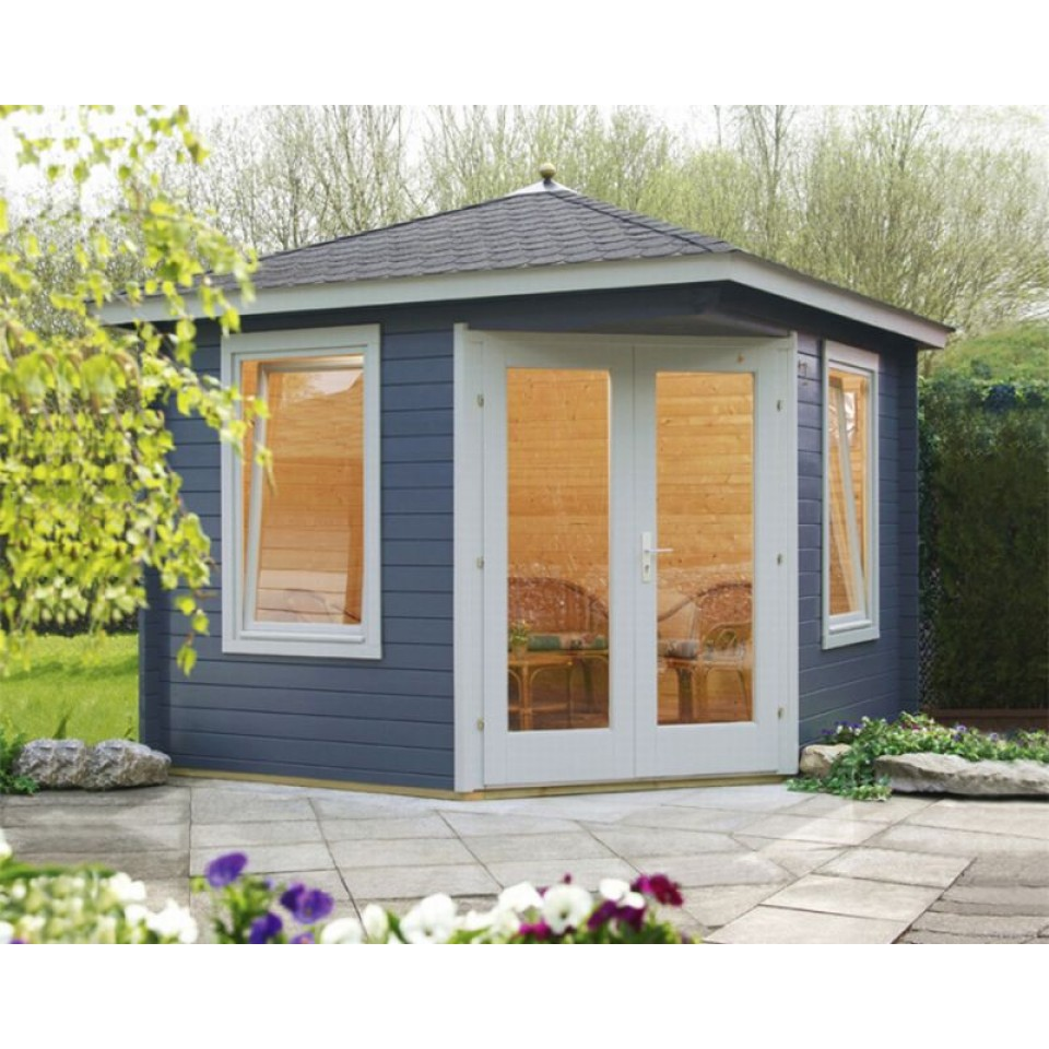 wolff finnhaus gartenhaus julia 28 mein. Black Bedroom Furniture Sets. Home Design Ideas