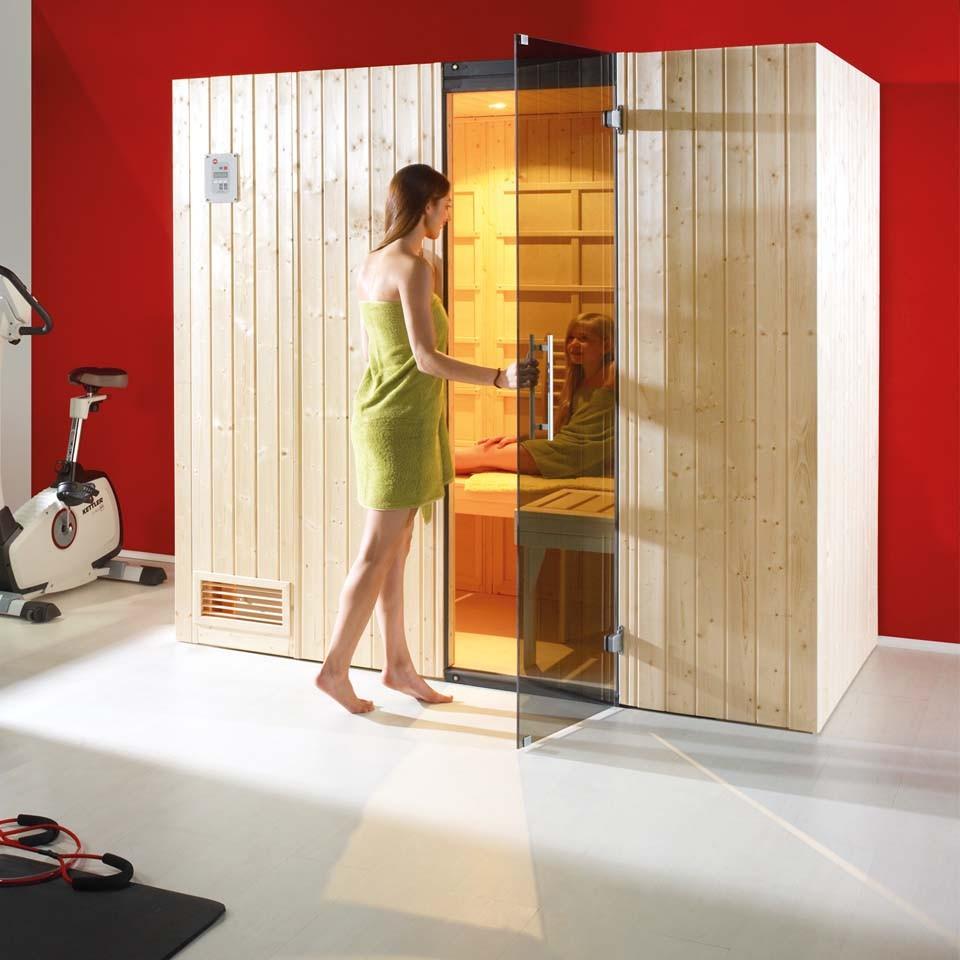 weka infrarotkabine uppsala sparset alles dabei mein. Black Bedroom Furniture Sets. Home Design Ideas