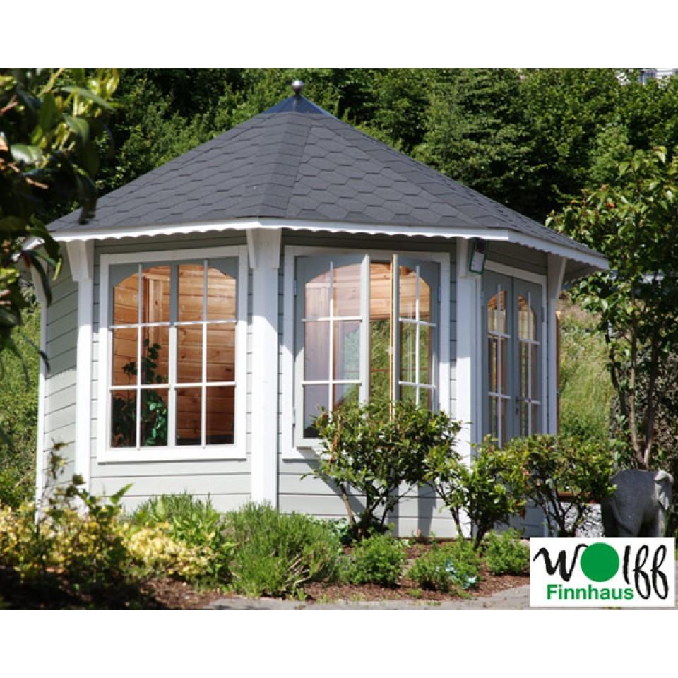wolff finnhaus pavillon capri 3 5 jetzt bei mein. Black Bedroom Furniture Sets. Home Design Ideas