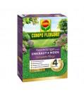 COMPO FLORANID® Rasendünger gegen Unkraut+Moos Komplett-Pflege