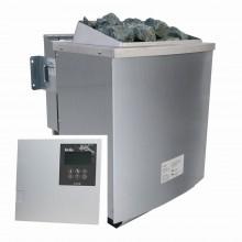 Karibu 9 kW Bio-Kombiofen Saunaofen inkl. Steuergerät Classic- Sparset
