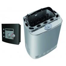Karibu Plug & Play - Bio-Kombiofen 3,6 kW mit externer Steuerung B-Ware