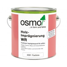 Osmo Holz-Imprägnierung WR 2,5 Liter für Außenbereich
