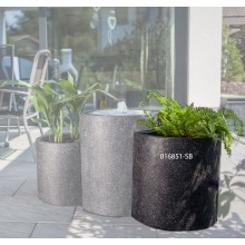 "Heissner Terrassenbrunnen Pflanzelement groß Planter ""Gardia I"""