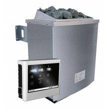 Karibu 9 kW Saunaofen inkl. Steuergerät EASY - Sparset