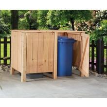 Ante Mülltonnenbox Smart Grundmodul für 120 l Tonnen