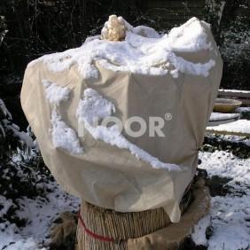 Noor Wintervlies beige