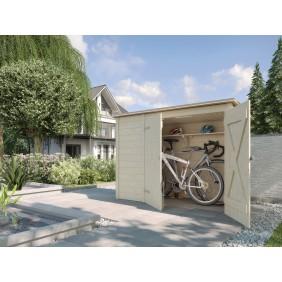 Weka Gartenschrank Mehrzweckschrank Bike-Multibox 19 mm