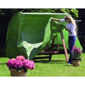 Nature Schutzhülle Rimini für Gartenmöbel Hollywoodschaukel 100 g/m²