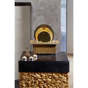 Seliger Zimmerbrunnen Tian