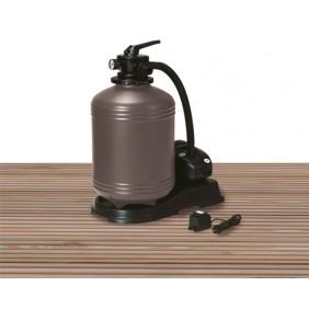 Karibu Filterpaket Sandfilteranlage (230 V)