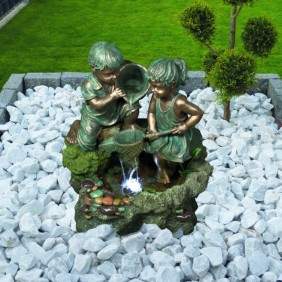 Gardenforma Wasserspiel Calgary