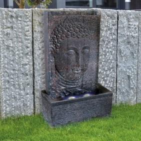 Gardenforma Wasserspiel Buddha Serenity