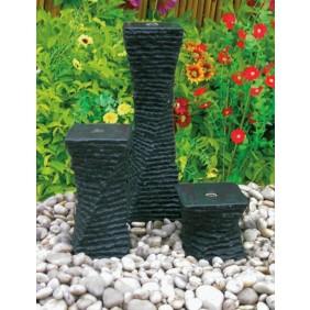 Gardenforma Wasserspielset New York aus Naturstein