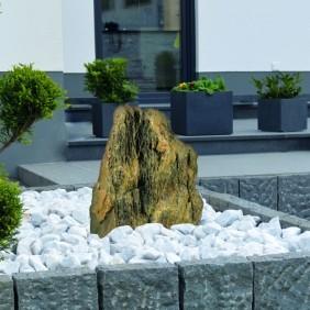 Gardenforma Wasserspiel-Findling Ancient Stone
