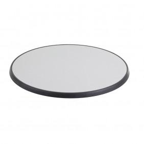 Diamond Garden DiGalit Tischplatte 70 Rund, gebürstet