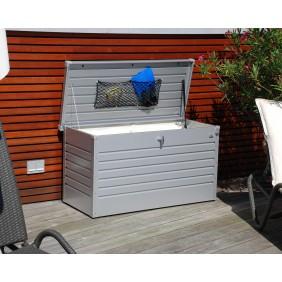 Deckelnetz für Biohort Freizeitbox, HighBoard und LoungeBox Metall Geräteschrank