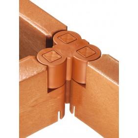 JUWEL T-Verbinder terracotta