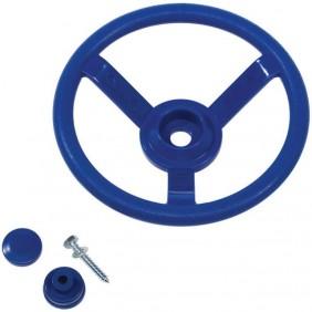 T&J Lenkrad aus Kunststoff blau