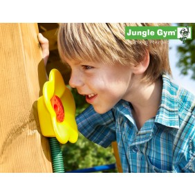 Jungle Gym Talking Tube Blumen Sprachrohr - Beispiel 1