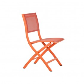 Diamond Garden Klappstuhl Kingston Neon Orange