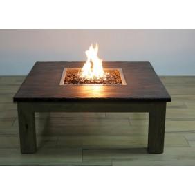 Gardenforma Tisch Gas-Feuerstelle Colima