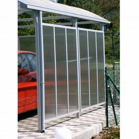 KGT Seitenelement Typ I für Aluminium Carport