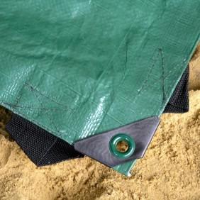 Noor Sandkasten Abdeckplane