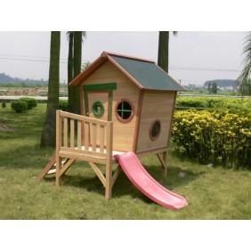 T&J Unterbau zu Kinderspielhaus TIM
