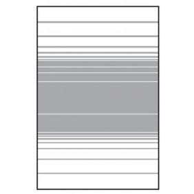 T&J VETRO Glas-Sichtschutz Streifen Dekor