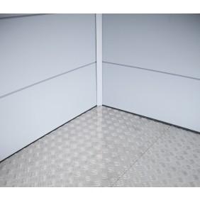 Wolff Finnhaus Fussboden für Metallgerätehaus Eleganto 3024