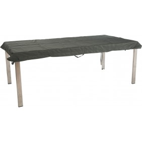 Stern Schutzhülle für Tisch Dessin grau 250 x 100 cm