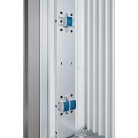 Biohort Elektro-Montagepanel für Gerätehaus Europa und Geräteschrank