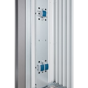 Biohort Elektro-Montagepanel für Gerätehaus CasaNova