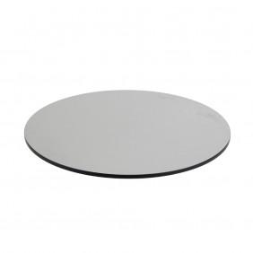Diamond Garden DiGa Compact Tischplatte 68cm rund Beton Hell