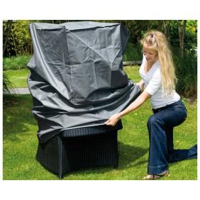 Nature Schutzhülle Palermo Lounge für Gartenmöbel Stühle 240g/m²