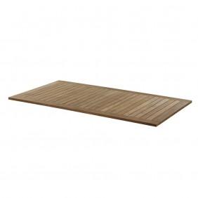 Diamond Garden Monza Tischplatte Premium Teak 160 cm