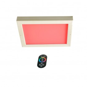 Karibu LED Farblicht Größe 2 (320 x 240 x 38 mm)