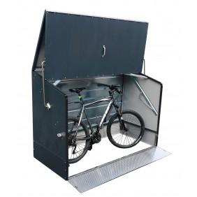 epro Fahrradbox anthrazit