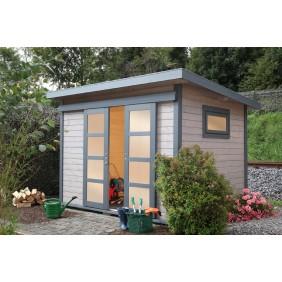 Doppelgarage modern pultdach  Gartenhaus mit Pultdach jetzt günstig bestellen
