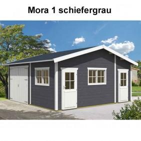 Skan Holz 45 mm Garage Holzgarage Mora 1/2/3