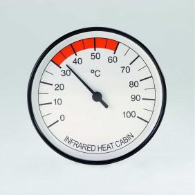 Infraworld Thermometer für Infrarotkabinen