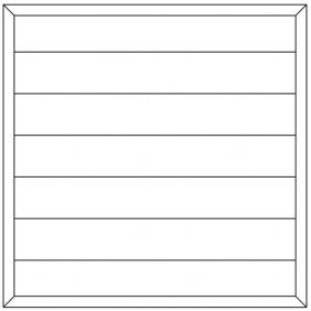 OSMO Multi-Fence Frame B 178x178 cm