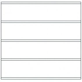 OSMO HPL Elegance Grundelement 180x178 cm