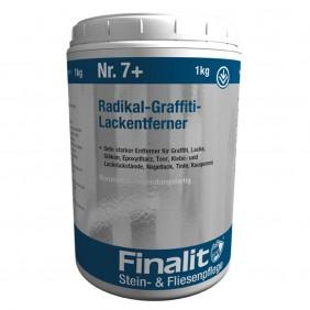Finalit Nr. 7+ Radikal-Graffiti-Lackentferner 1,0 l