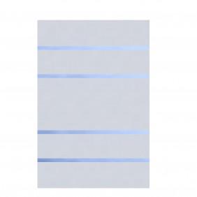 TraumGarten Glaselement Design ALPHA 120 x 180 cm