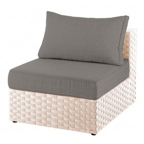 Diamond Garden Lounge Toulouse, Mittelteil White Shell