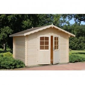 Palmako Gartenhaus Vivian 6,9 m² - 28 mm - Ambiente